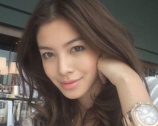 Đôi mắt đẹp hút hồn của những fashion icon Thái Lan