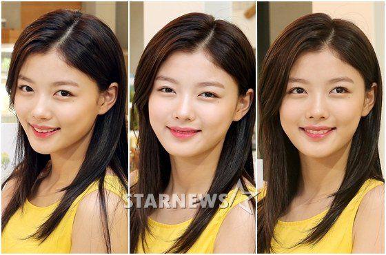 Chiêm ngưỡng chiếc mũi đáng mơ ước của Kim Yoo Jung Chiêm ngưỡng chiếc mũi đáng mơ ước của Kim Yoo Jung