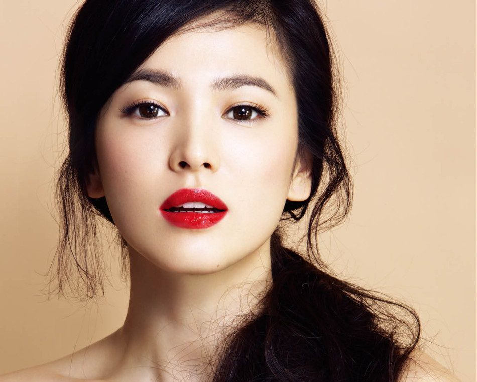 ngam-doi-mat-long-lanh-cua-hai-ve-dep-tu-nhien-xu-han-2 Ngắm đôi mắt long lanh của hai vẻ đẹp tự nhiên xứ Hàn