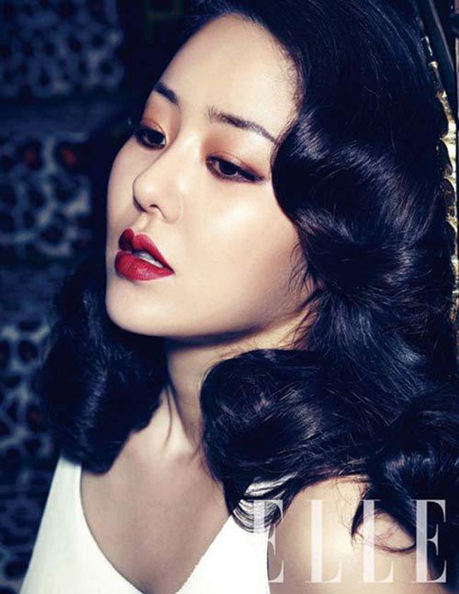 Ngắm nhìn làn da đáng ghen tỵ của kiều nữ Hàn Ngắm nhìn làn da đáng ghen tỵ của kiều nữ Hàn