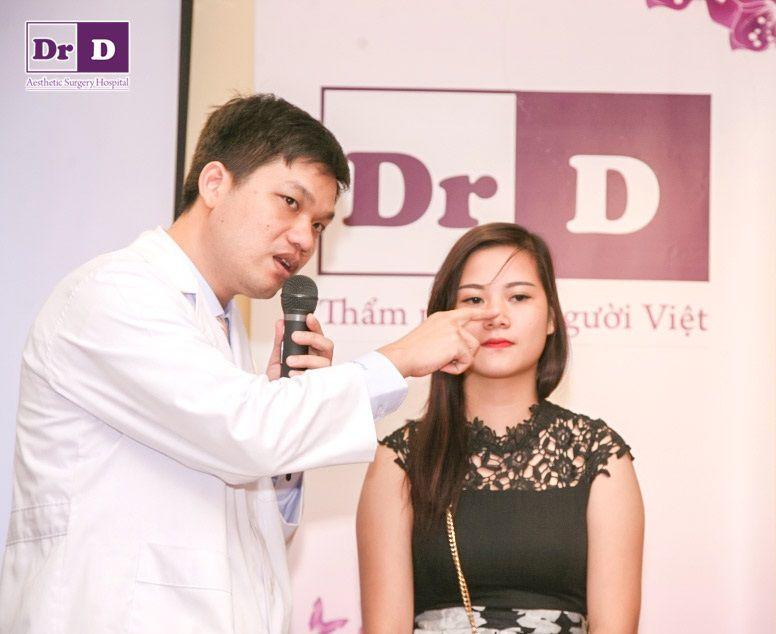 """hoi-thao-tham-my-bac-si-dien Hội thảo """"Tôn vinh vẻ đẹp Việt"""" – Sự kiện nóng của ngành thẩm mỹ tuần qua"""