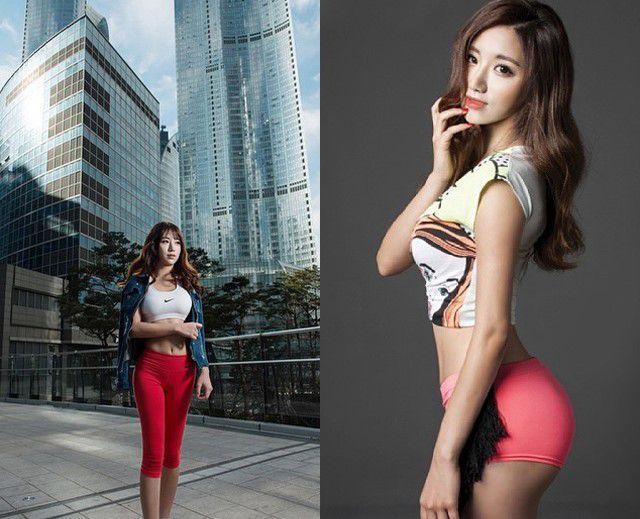 """kho-roi-mat-truoc-co-nang-hong-qua-tao-chuan-nhat-xu-han (10) Khó rời mắt trước cô nàng """"hông quả táo"""" chuẩn nhất xứ Hàn"""
