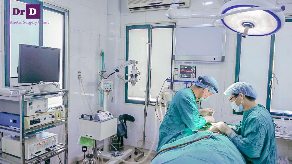 Phẫu thuật cười hở lợi ở đâu uy tín tại Hà Nội