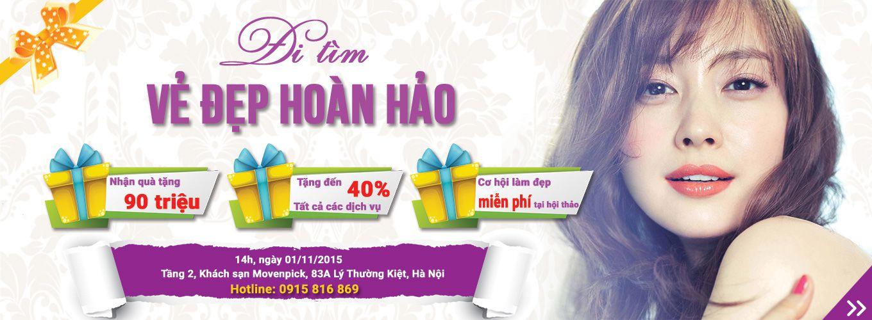 di-tim-ve-dep-hoan-hao-1 Cùng Viện thẩm mỹ Bác sĩ Điền đi tìm vẻ đẹp hoàn hảo