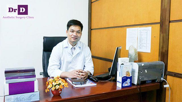 Sở hữu vòng một siêu chuẩn nhờ nâng ngực nội soi Bác sĩ Điền
