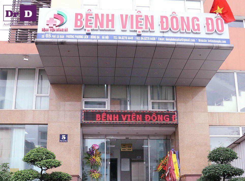 ban-da-tung-nang-mui-tai-benh-vien-dong-chua Bạn đã từng nâng mũi tại bệnh viện Đông Đô chưa?