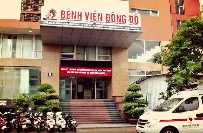 bệnh viện đông đô Bệnh viện Đông Đô - địa điểm làm đẹp an toàn
