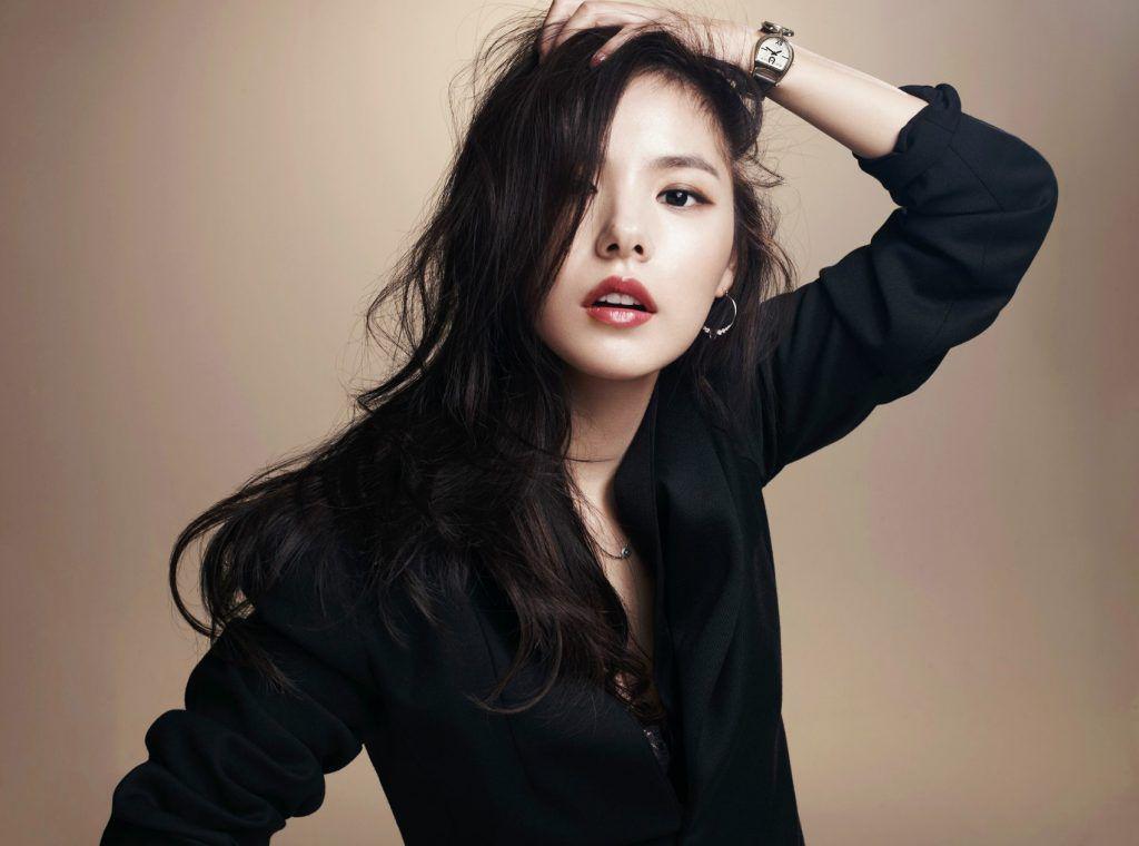 min hyo rin Điểm danh các sao Hàn sở hữu chiếc mũi đẹp hoàn hảo