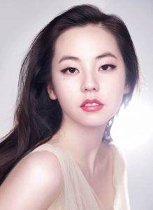 Sohee 1 Các Sao Châu Á đẹp say lòng với đôi môi trái tim ngọt ngào