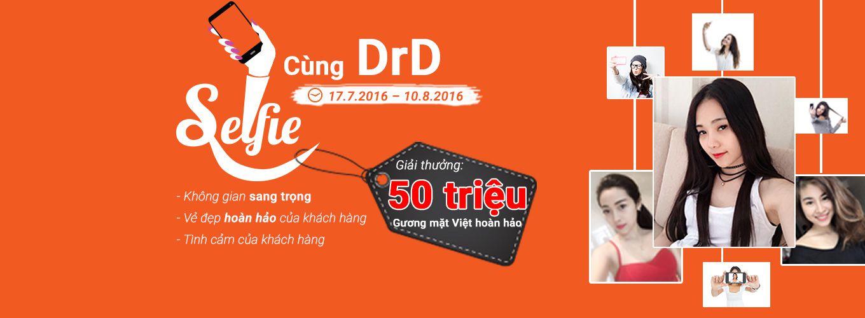 selfie-cung-dr-d-chup-anh-xinh-rinh-qua-tang2 Kỉ niệm 1 năm thành lập: Dr.D tri ân khách hàng
