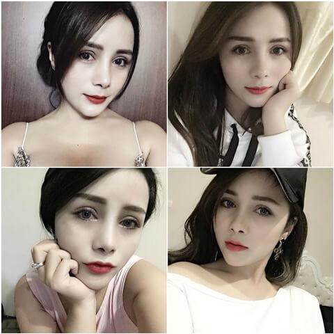 """befunky-collage Nhan sắc """"Bình Bình"""" như ai - Hóa """"Vẻ đẹp Lai"""" chỉ sau 5 ngày"""