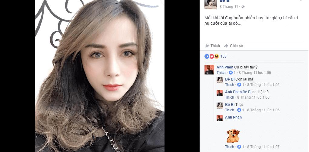 """untitled Nhan sắc """"Bình Bình"""" như ai - Hóa """"Vẻ đẹp Lai"""" chỉ sau 5 ngày"""