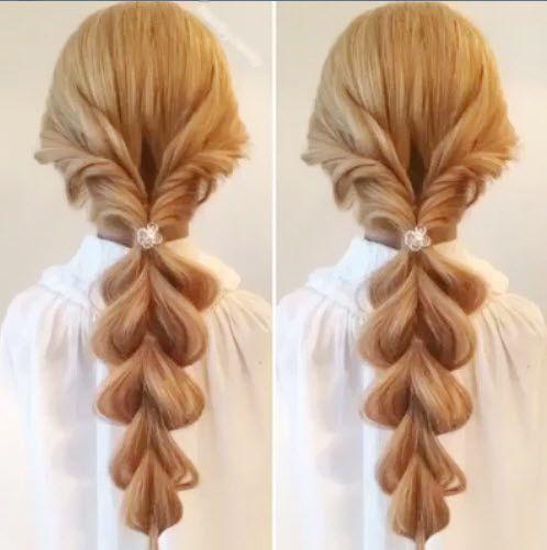 7 mốt tóc chống nắng nóng hiệu quả