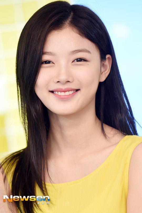 Chiêm ngưỡng chiếc mũi đáng mơ ước của Kim Yoo Jung