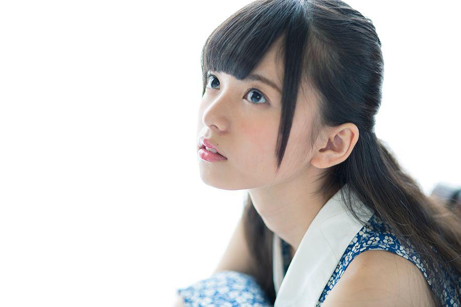 Ngắm đôi mắt tựa thiên thần của thiếu nữ Nhật Asuka Saito