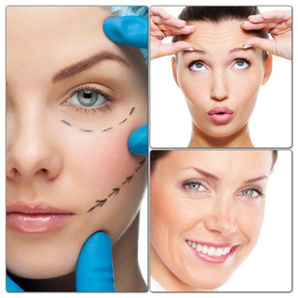 Phẫu thuật da mặt