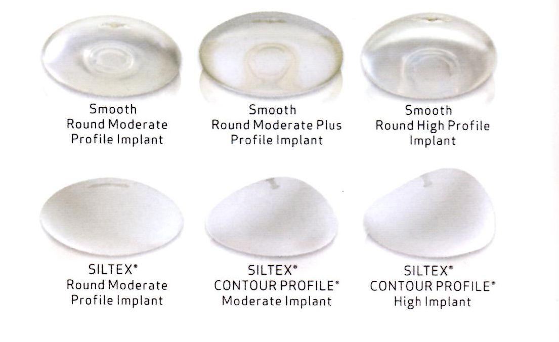Bạn biết gì về túi nâng ngực Mentor?