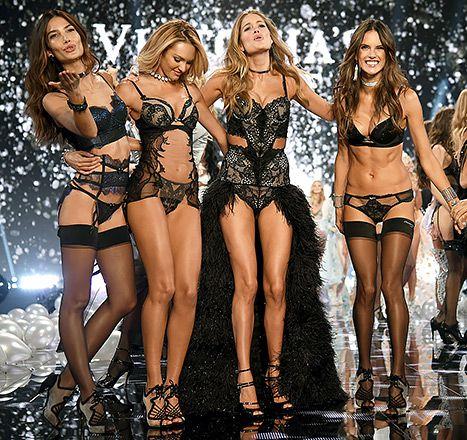 Vòng một nóng bỏng như thiên thần của Victoria Secret chỉ sau 3 bước