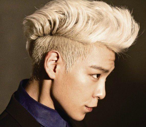 Mũi Sline hoàn hảo trong ảnh chụp nghiêng của nam thần Hàn Quốc