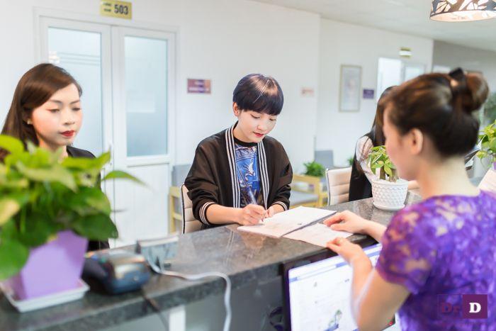 Phẫu thuật được thực hiện tại Bệnh viện Đông Đô đạt chuẩn với quy trình chuyên nghiệp nhất