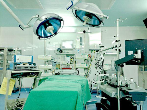 Phòng phẫu thuật bệnh viện Đông Đô
