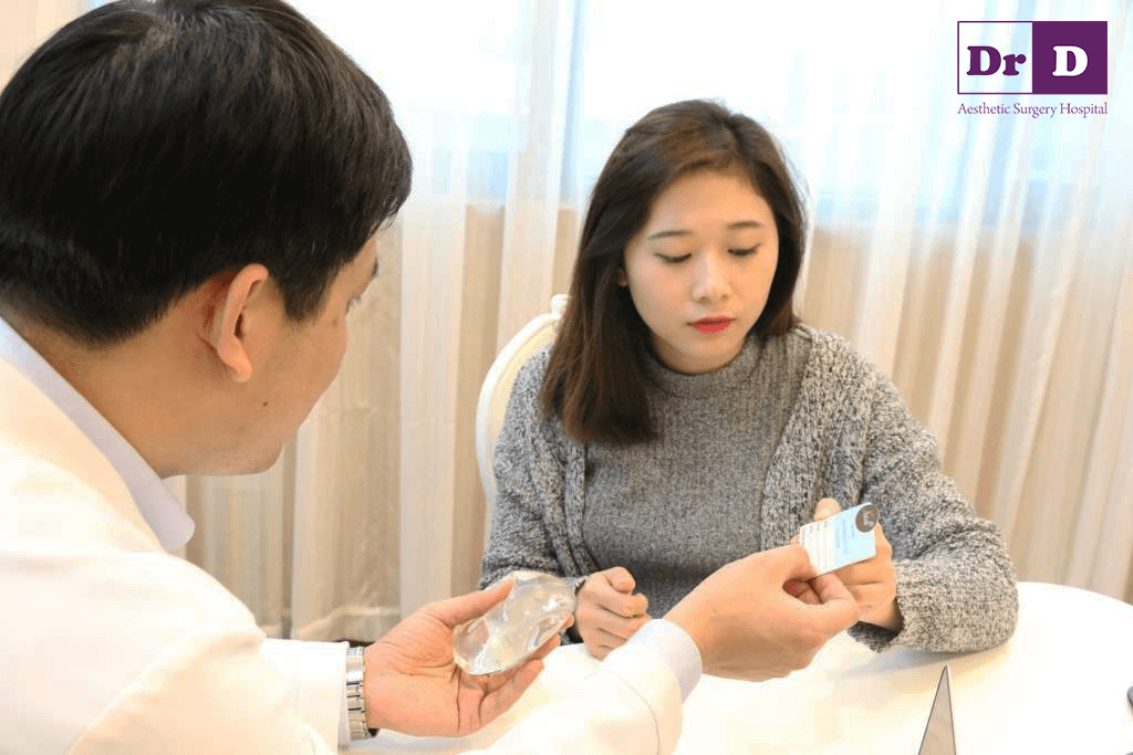 nâng ngực tại bác sĩ Điền an toàn, thẩm mỹ