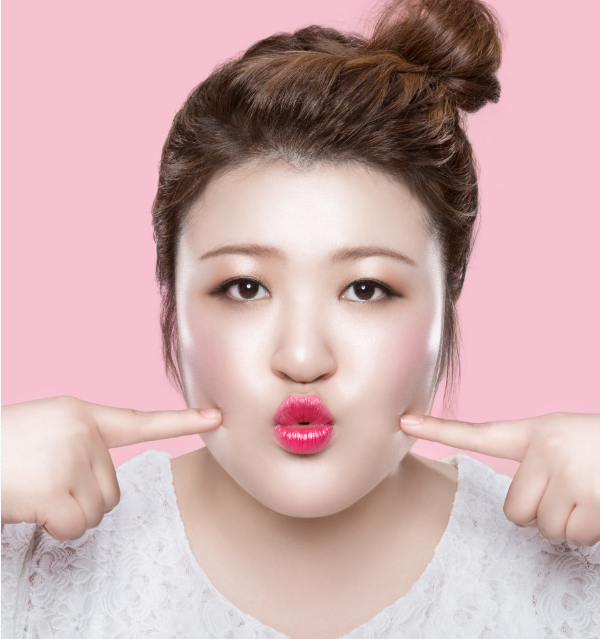 Mỡ mặt khiến chị em kém xinh và hấp dẫn hơn