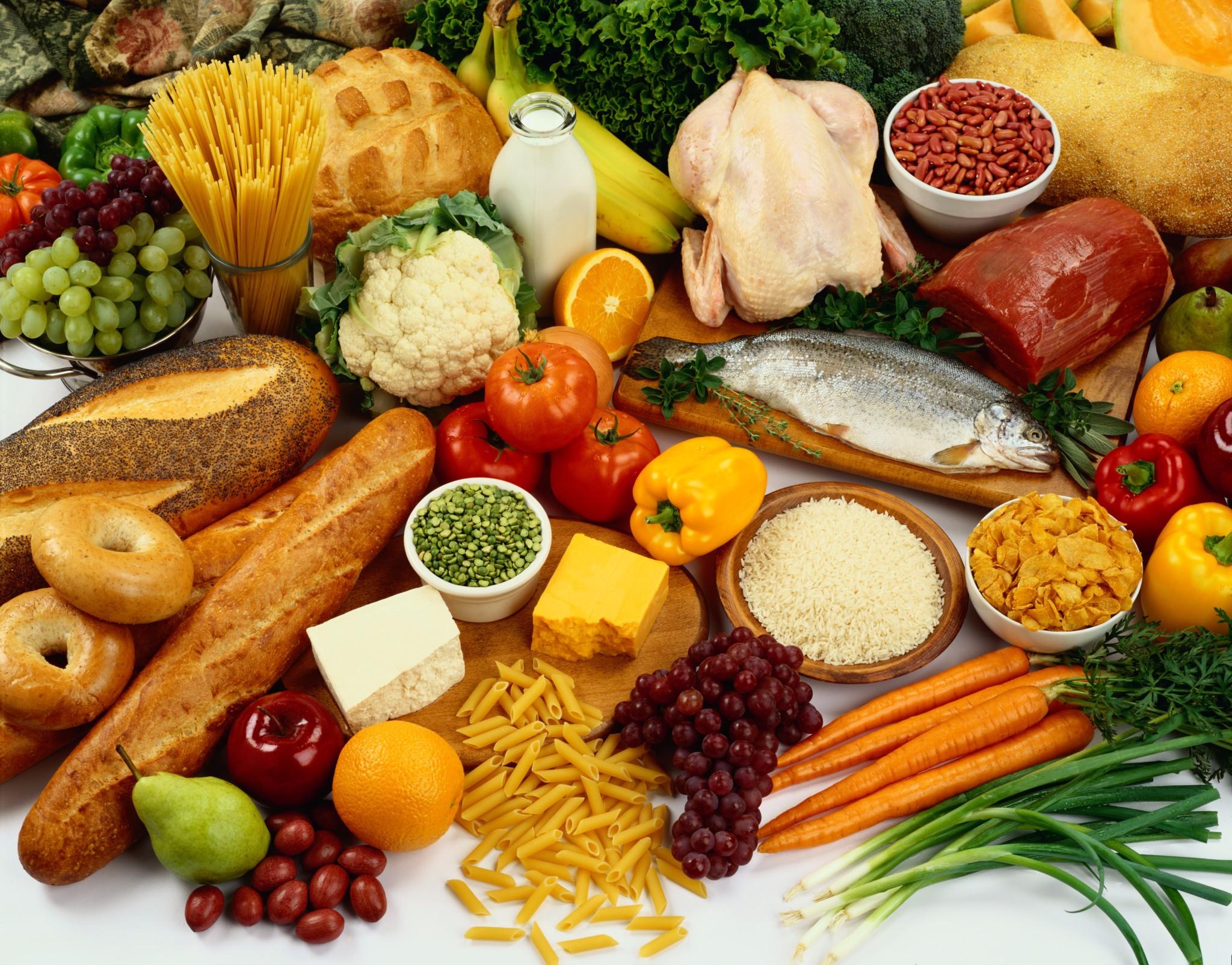 Chế độ ăn uống cũng ảnh hưởng đến kích thước vòng 1