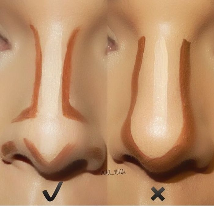 tạo khối mũi