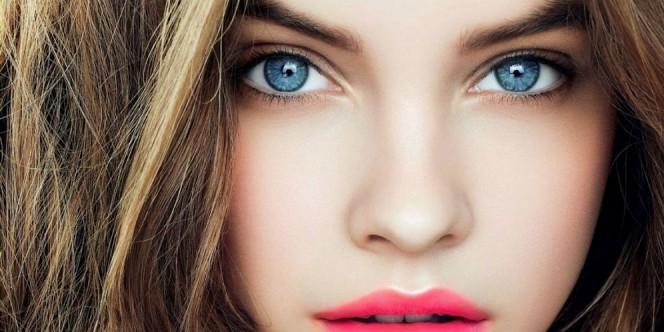 Đôi mắt sâu thẳm to tròn cuốn hút mọi ánh nhìn