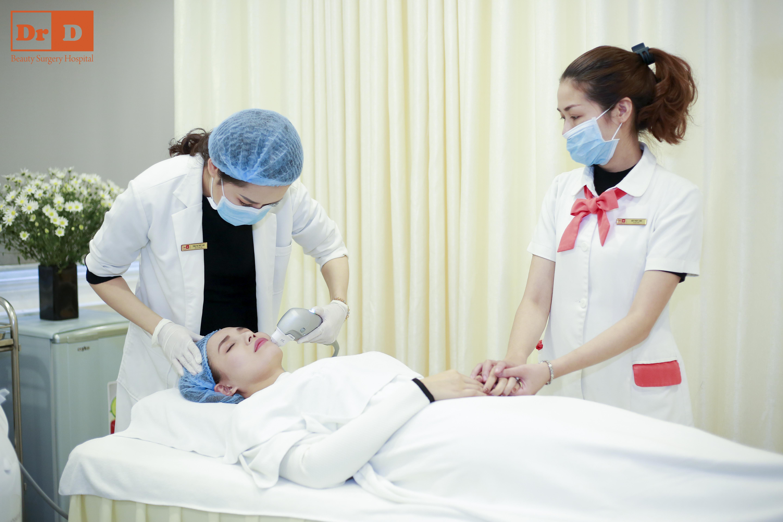 Nâng cơ UltraPLus là phương pháp trẻ hóa da hiệu quả nhất