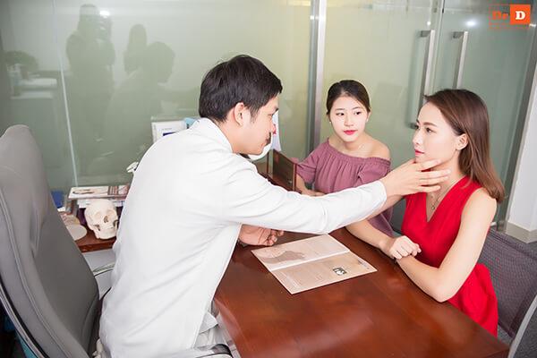 Thẩm mỹ DrD là địa chỉ tiêm filler làm đầy uy tín tại Hà Nội