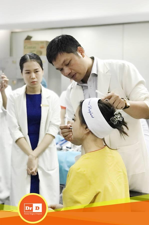 Tiêm Filler tạo hình cần các bác sĩ có tay nghề và trình độ chuyên môn thực hiện