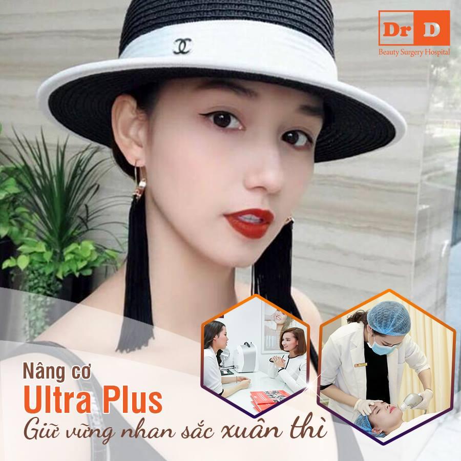 Ultra Plus - Bước tiến mới trong công nghệ trẻ hóa da