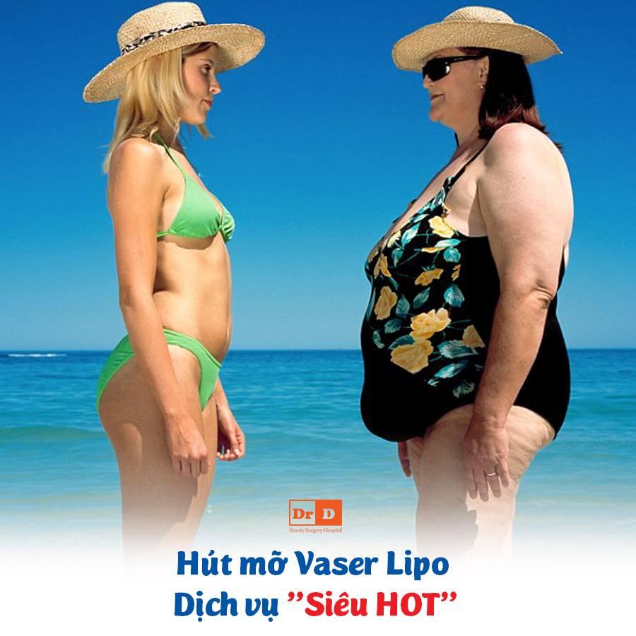 Mỡ thừa luôn là nỗi ám ảnh của chị em phụ nữ