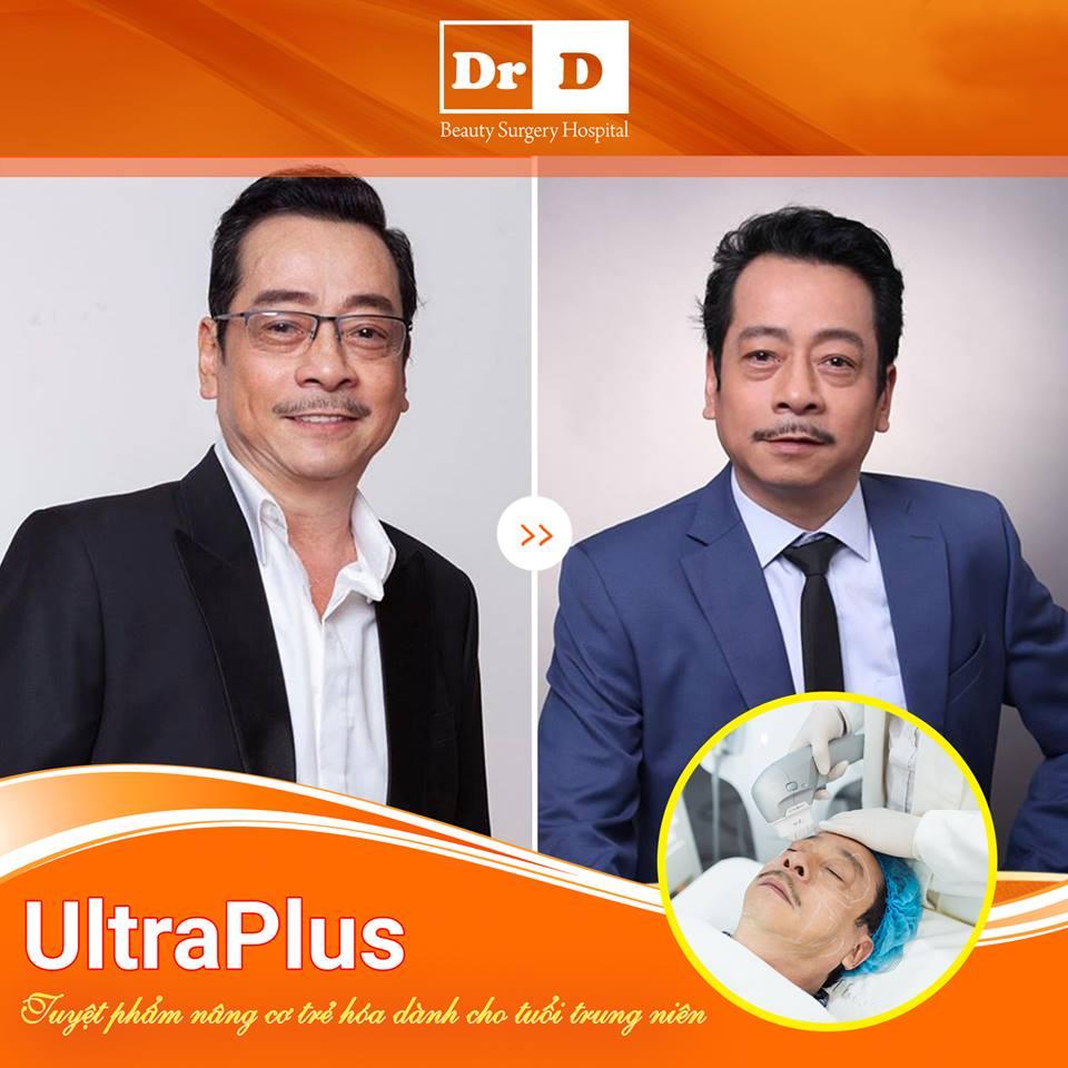UltraPlus - Tuyệt phẩm trẻ hóa dành cho tuổi trung niên
