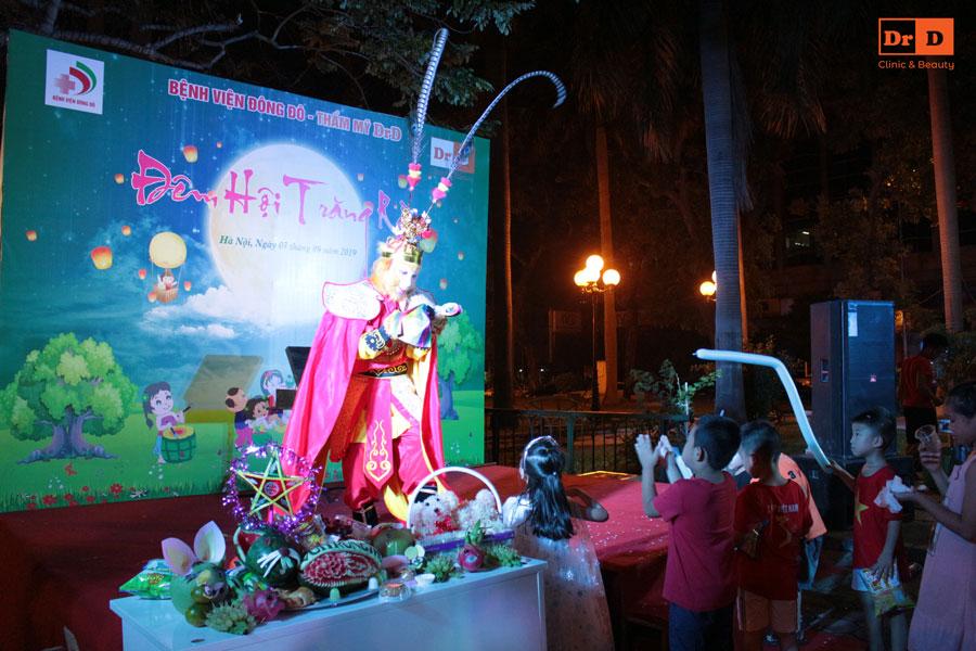 Những nhân vật gắn liền với ngày hội trăng rằm, với tuổi thơ các bé