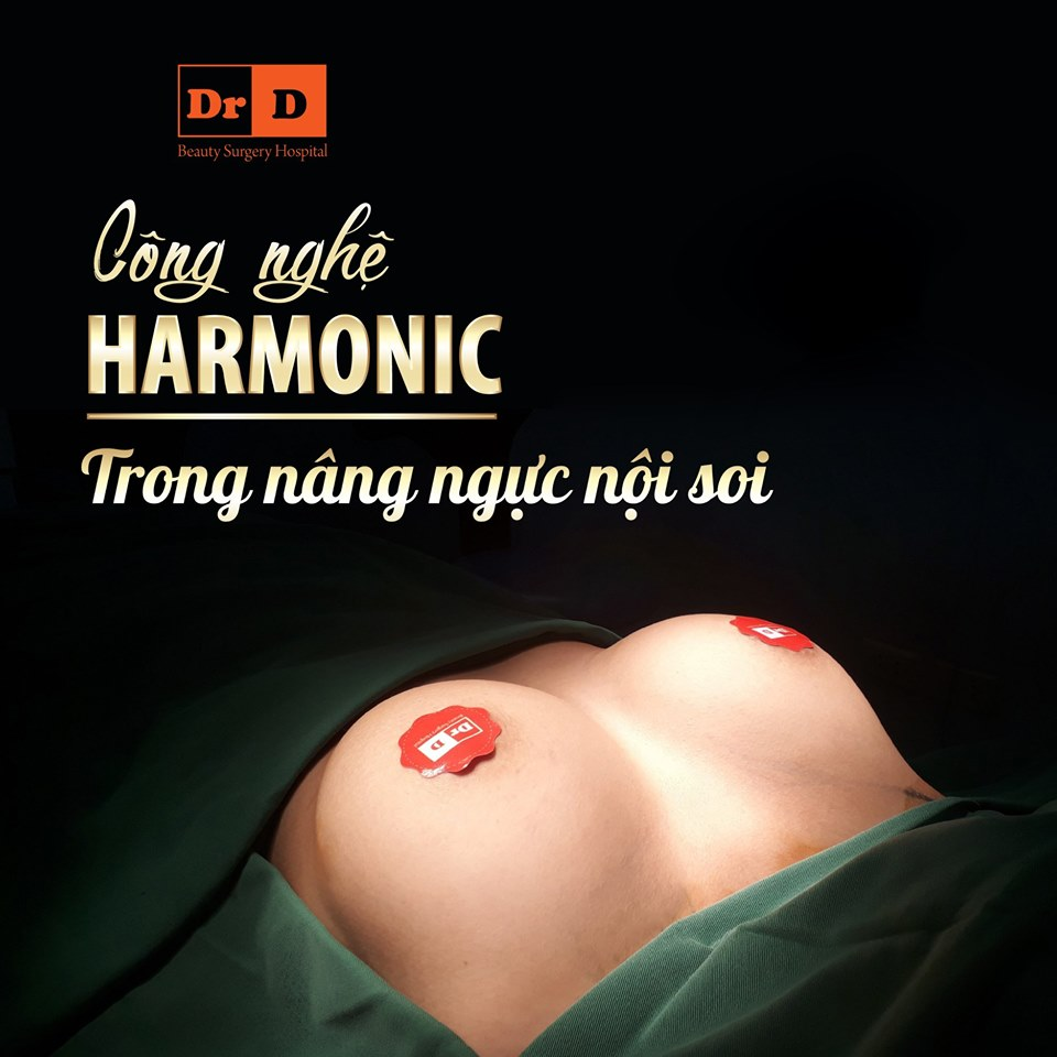 Nâng ngực harmonic tại DrD luôn có mức giá ưu đãi